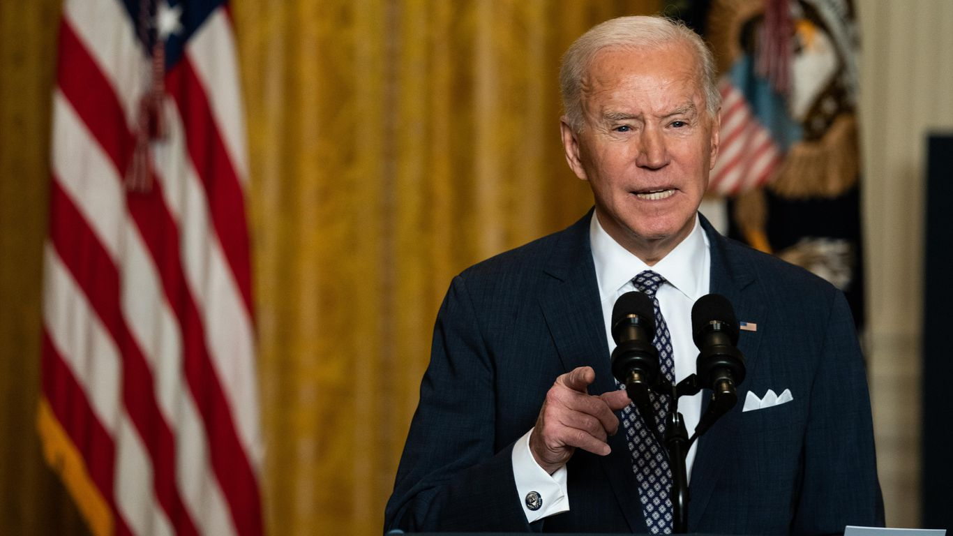 Biden invites Xi, Putin and other leaders to virtual White House climate summit in April thumbnail