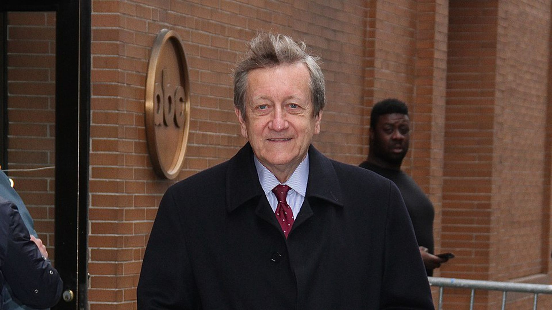 ABC's Brian Ross suspended over erroneous Flynn report