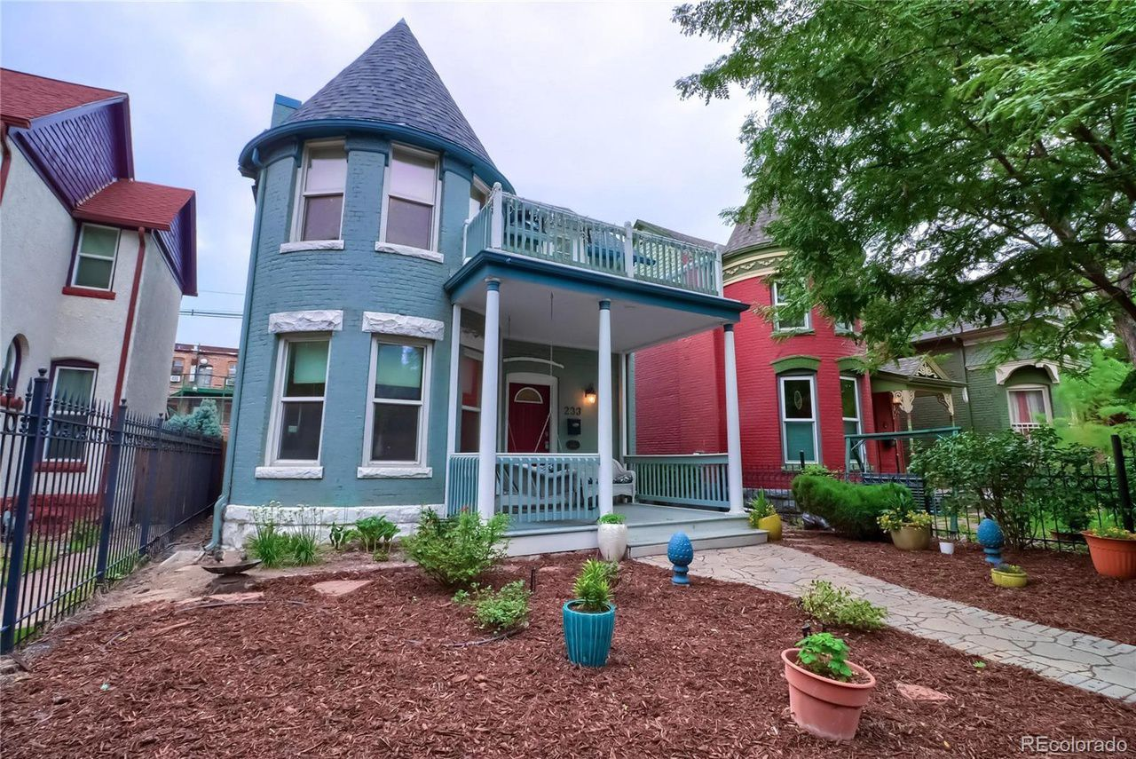 233 S Lincoln St front