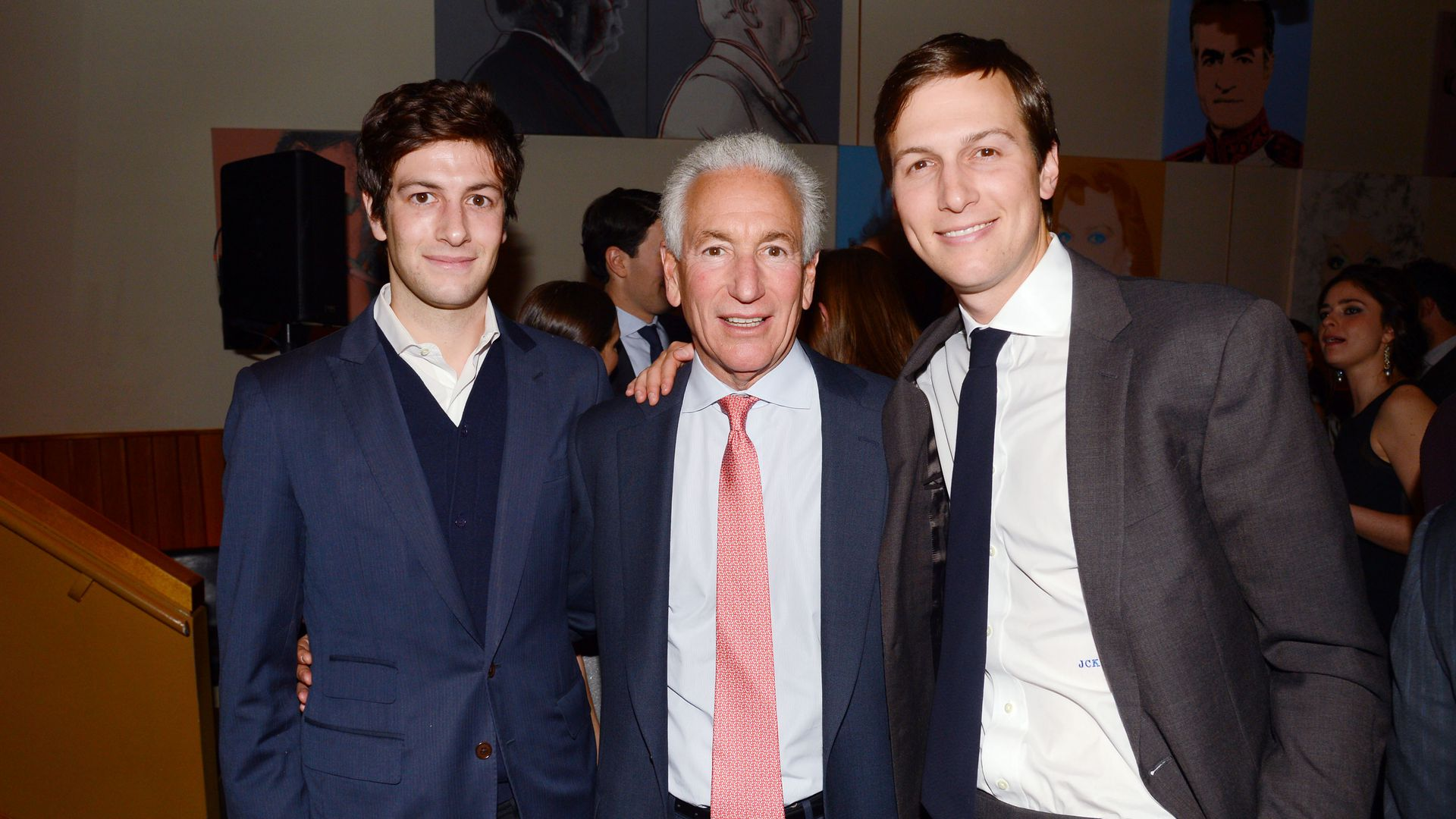 Kushner family