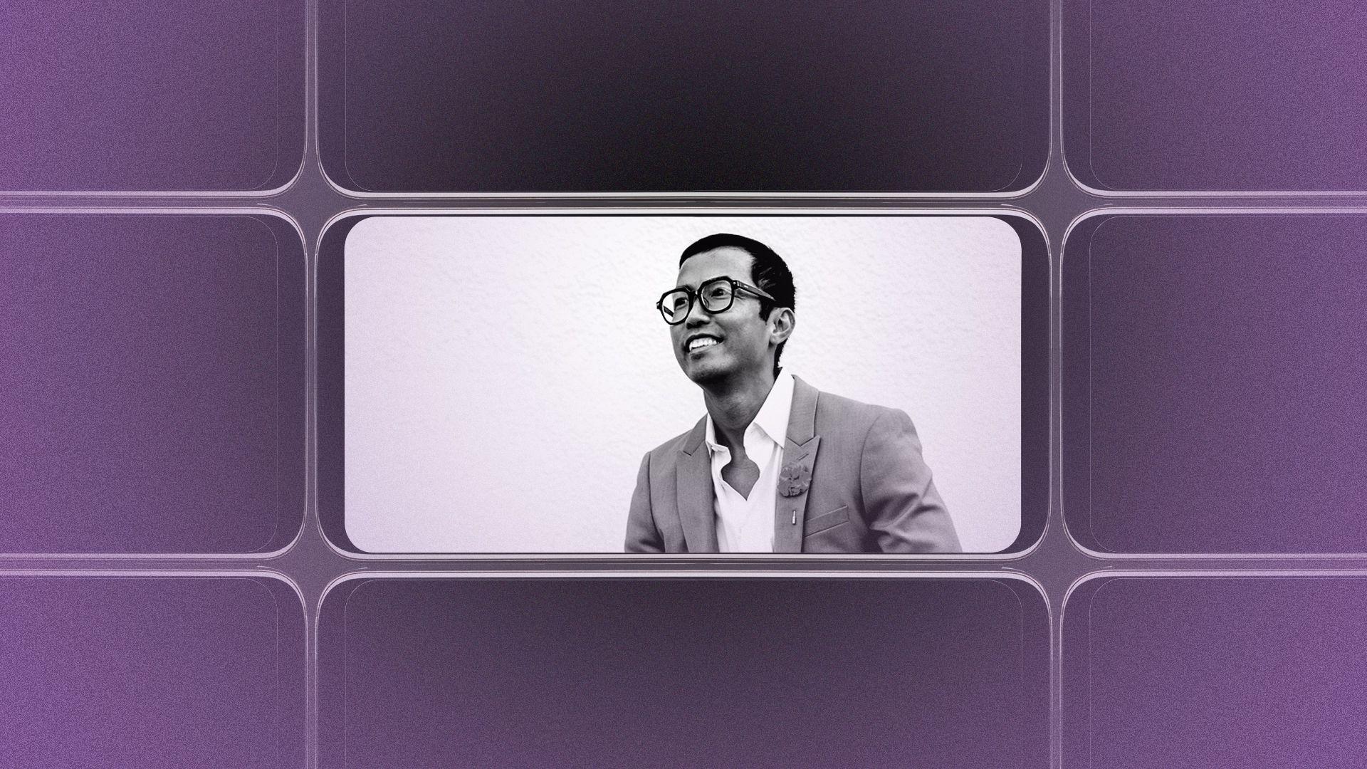 An image of Dexter Fabian