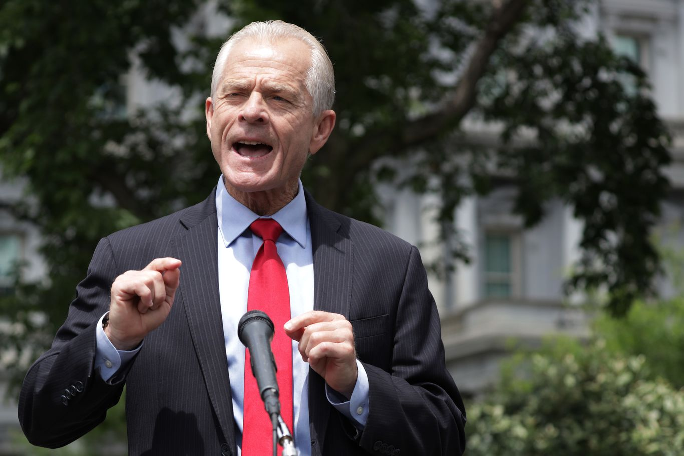 Podcast: White House adviser Peter Navarro talks TikTok thumbnail