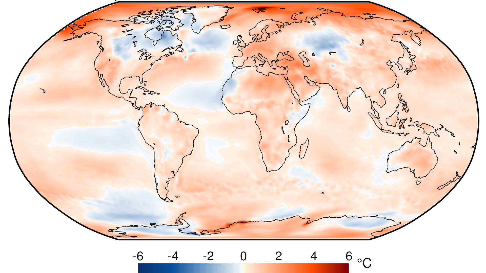 2018 was the fourth-warmest year on record, with unusual warmth blanketing the Arctic, Europe, and much of the rest of the globe.