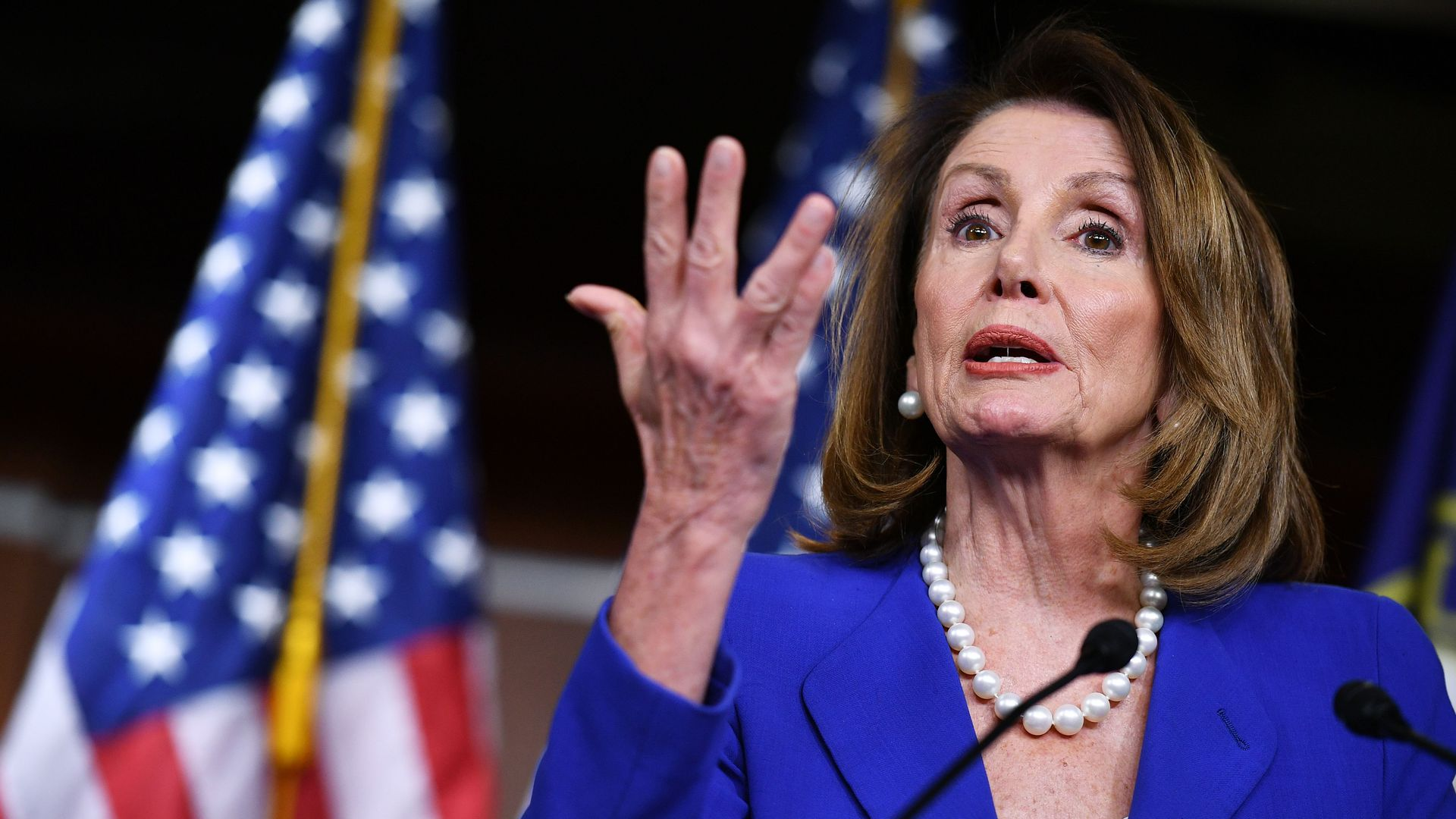 Pelosi: The path to health care for all is the Affordable Care Act, Not Medicare for All