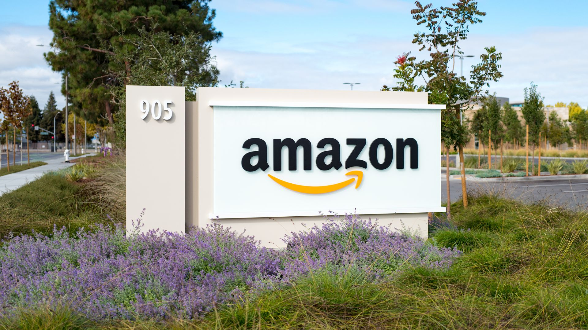 Amazon regional headquarters