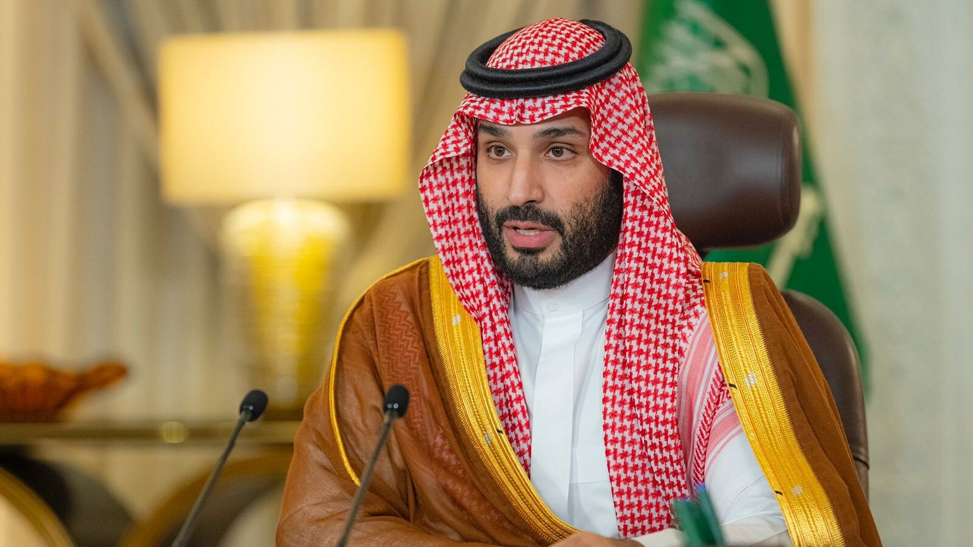 """Saudi Dissident Claims Crown Prince Mohammed Bin Salman Said He Could Get """"Poison Ring"""" to Kill King"""