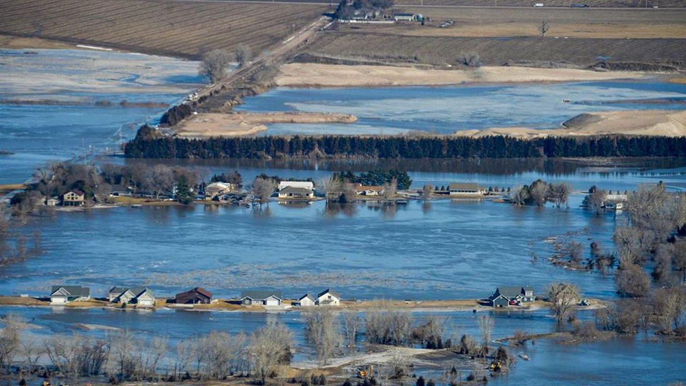In photos: Staggering destruction from historic flooding in the