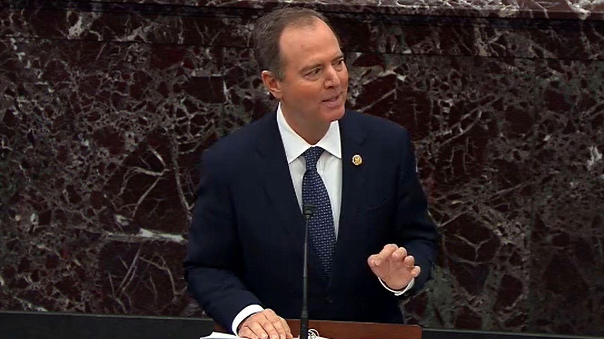 """Adam Schiff: """"The president's misconduct cannot be decided at the ballot box"""""""