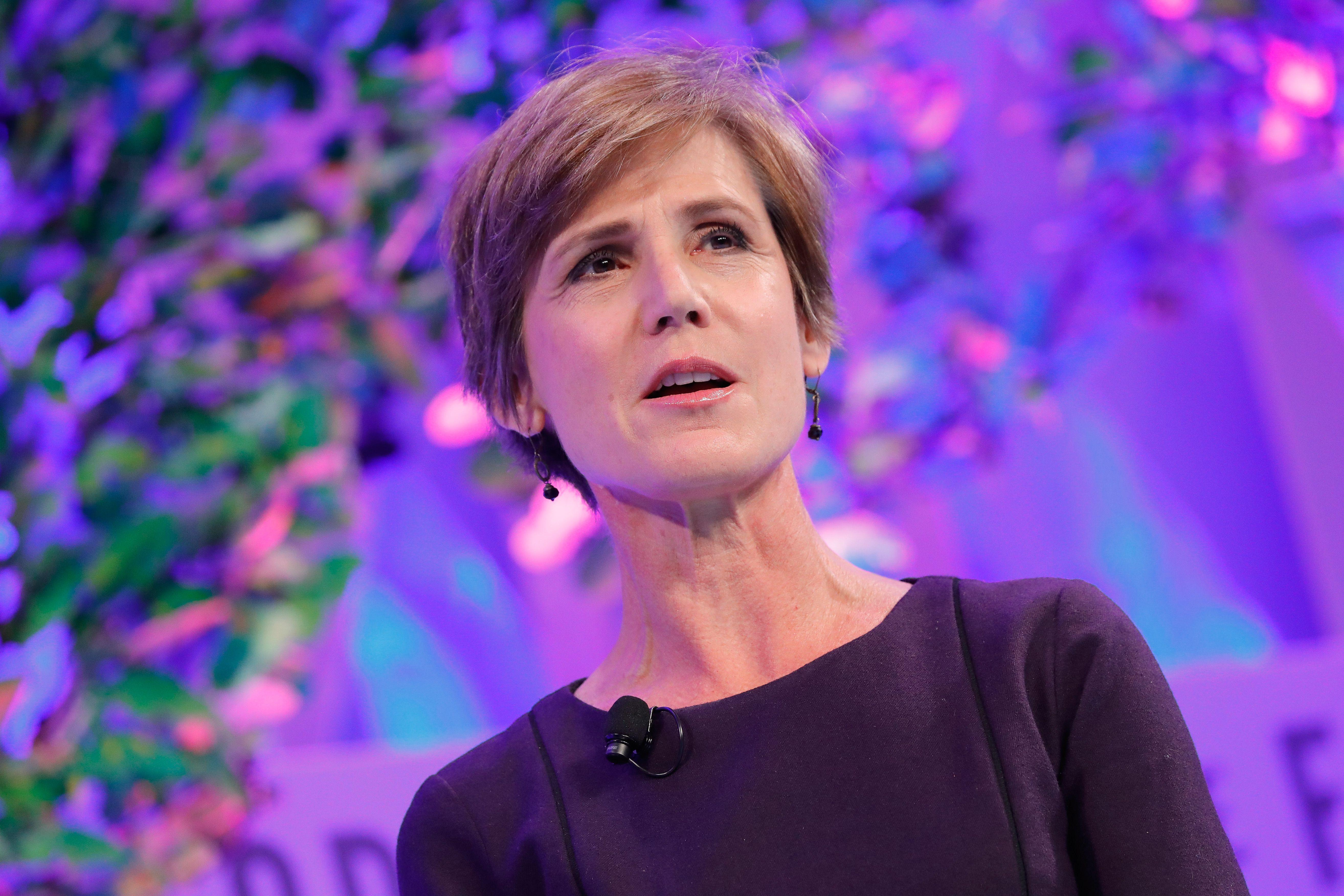 "Sally Yates: Trump used DOJ ""as a cudgel against his enemies"" - Axios"