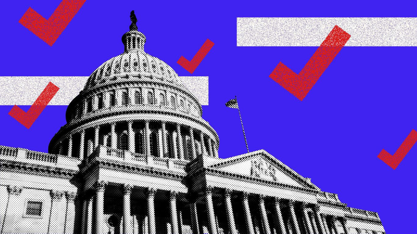 A 50-50 Senate: Democrats in power but not control thumbnail