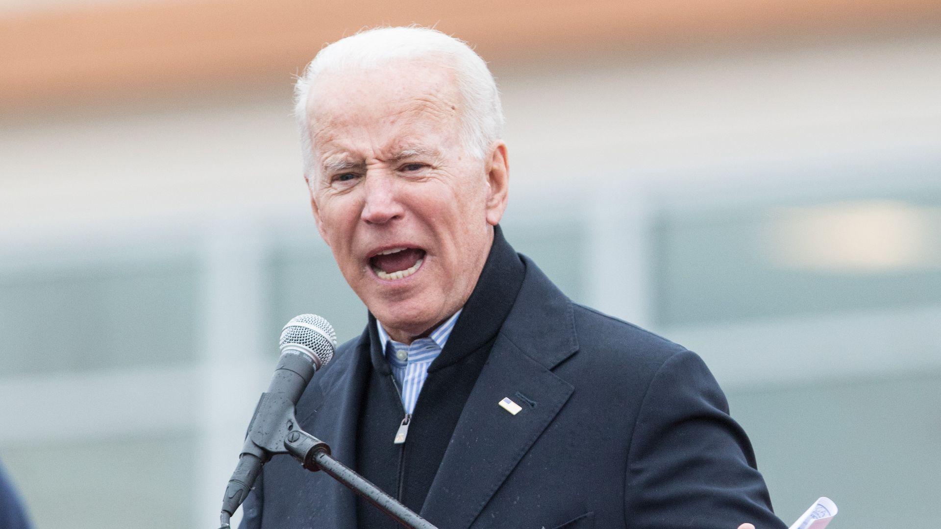 """Biden accuser calls his hugging jokes """"incredibly disrespectful"""""""