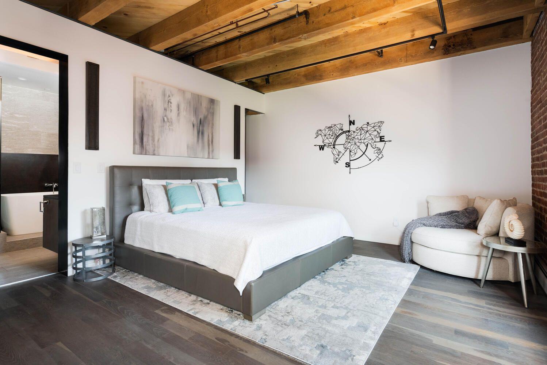1792 Wynkoop St #501 bedroom