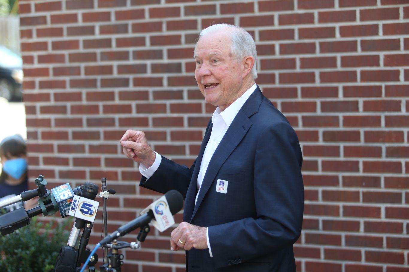 Jeff Sessions loses Alabama Senate primary runoff