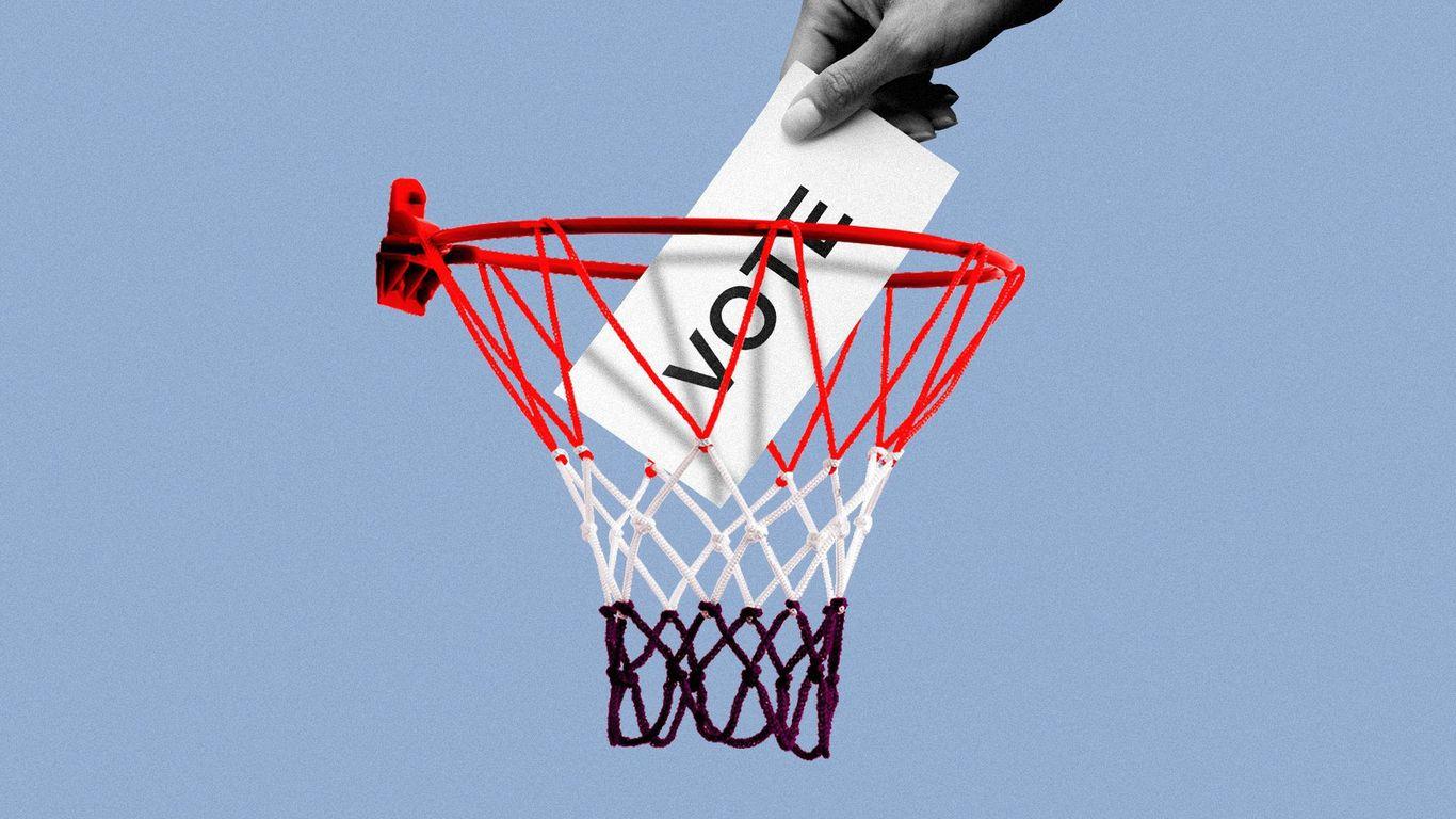 The NBA wades into politics thumbnail