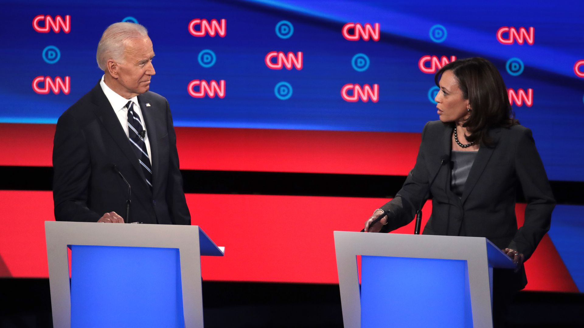 """""""I don't think anybody can figure out what her message is"""": Behind Kamala Harris' polling slump"""