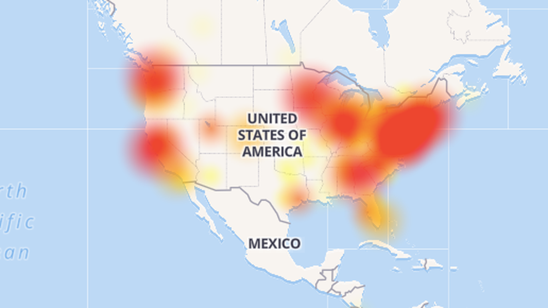 Comcast internet is down across the country today - Axios