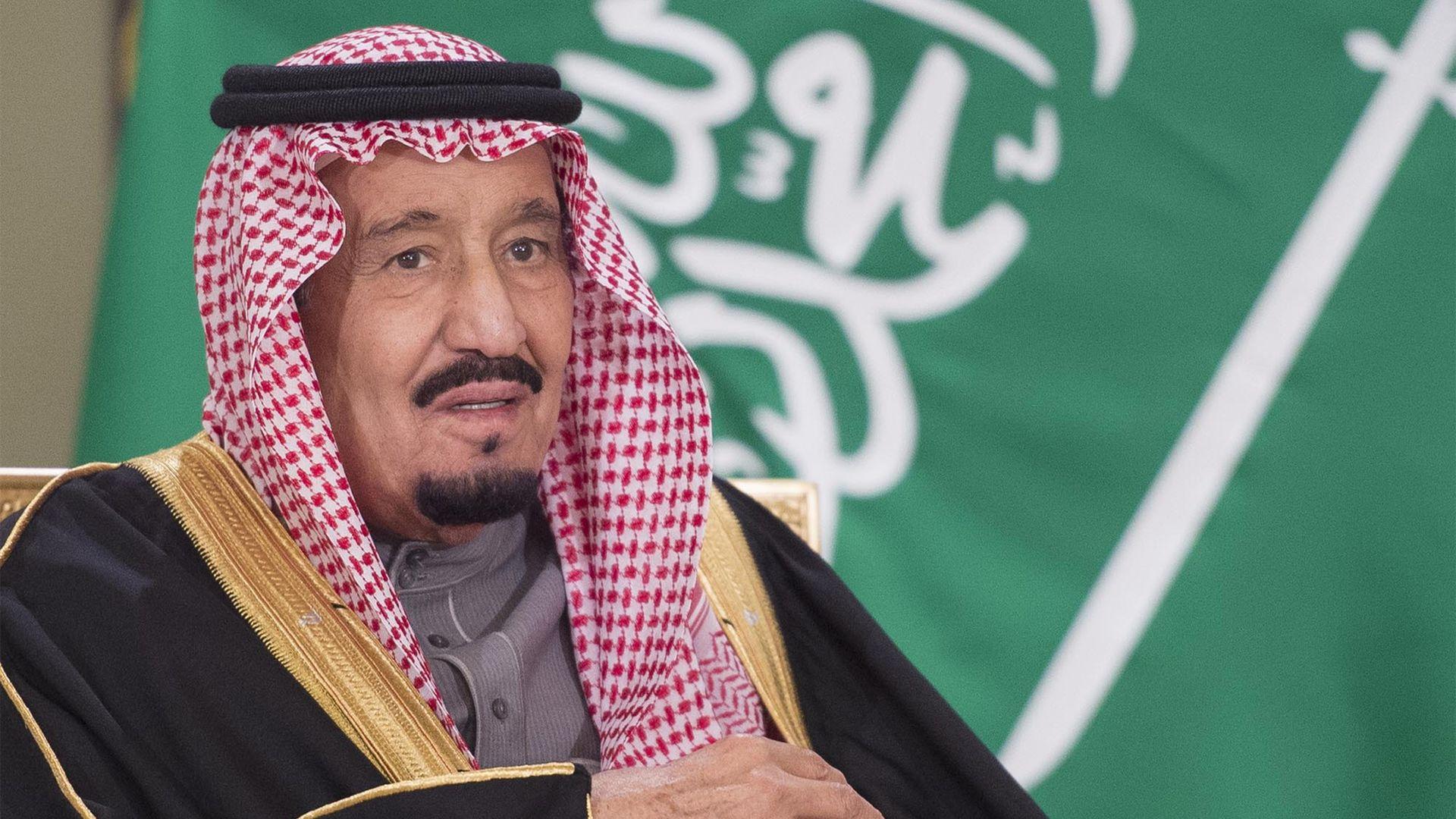 King of Saudi Arabia, Salman bin Abdulaziz Al Saud