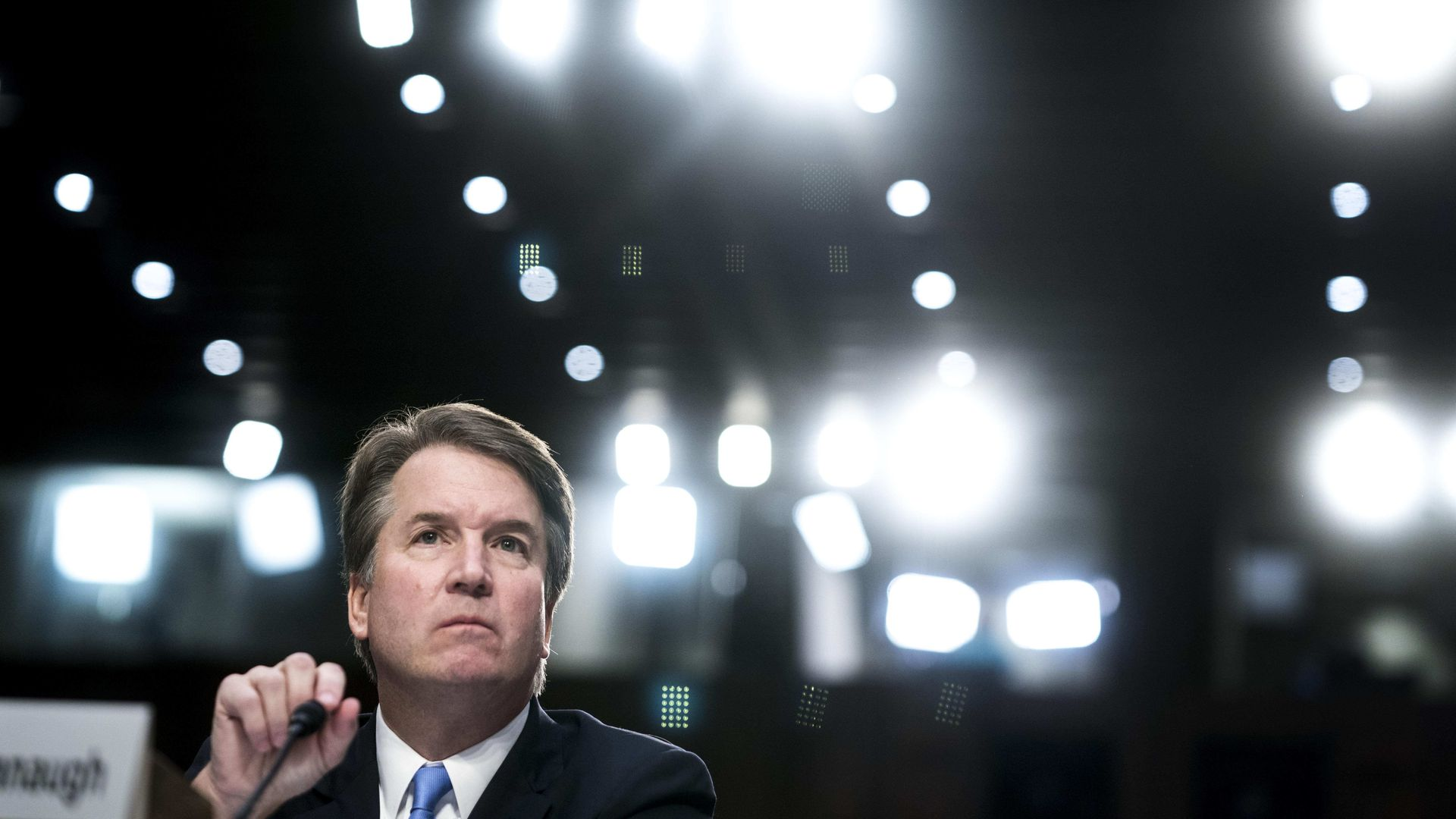 Supreme Court nominee Brett Kavanaugh. Photo: Melina Mara/The Washington Post via Getty Images