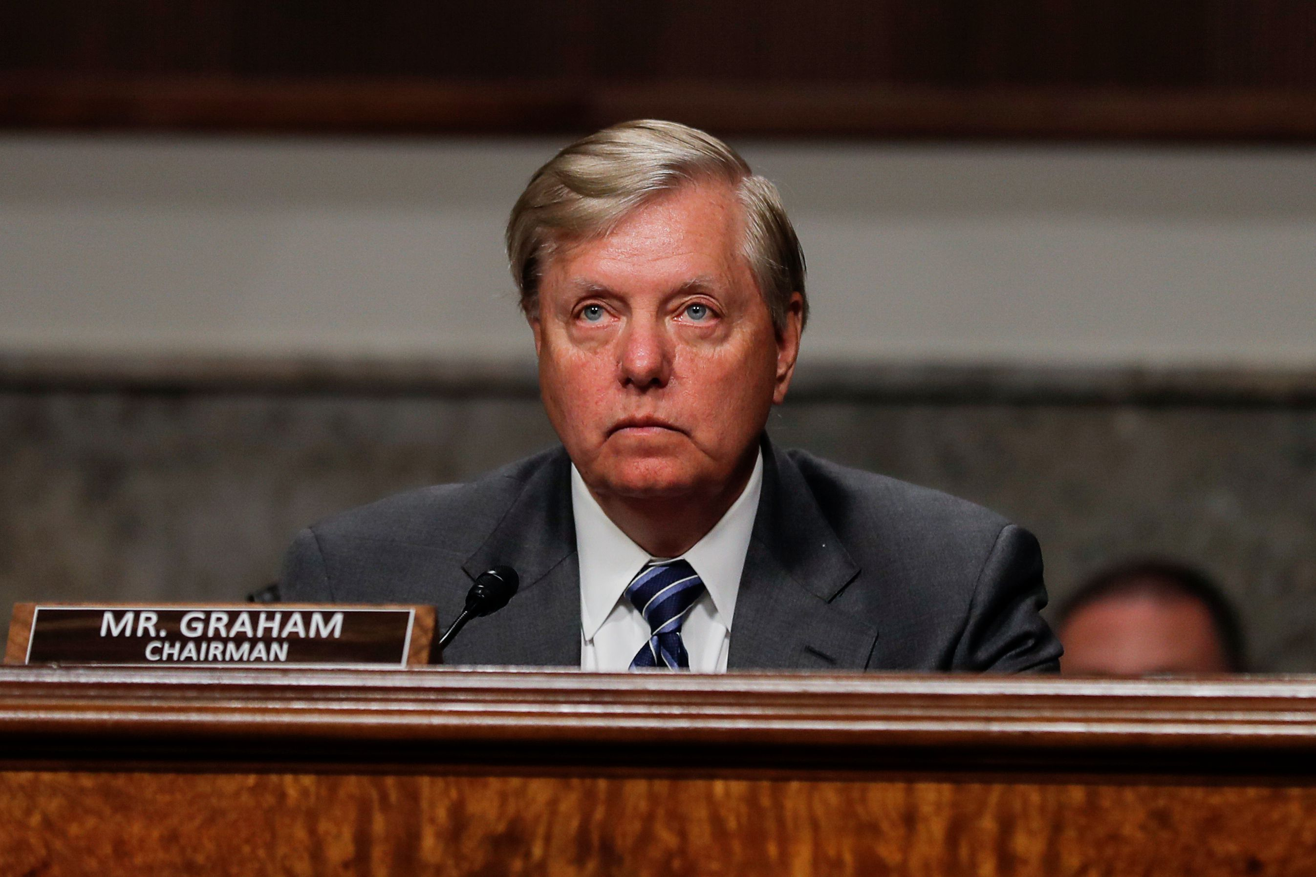 Lindsey Graham says Senate will hold hearings on police use of force