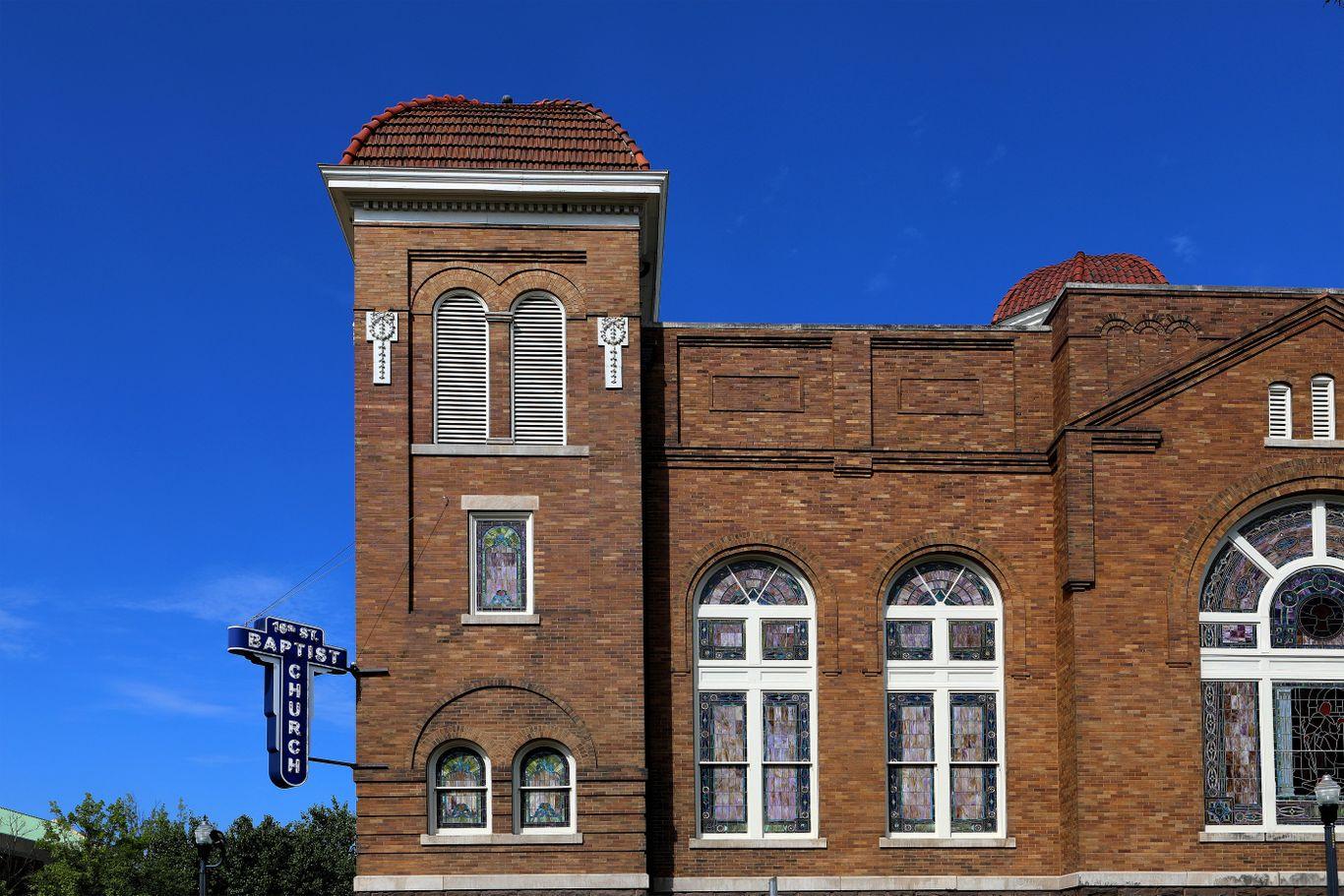 Last KKK bomber convicted of 1963 Birmingham church attack dies thumbnail
