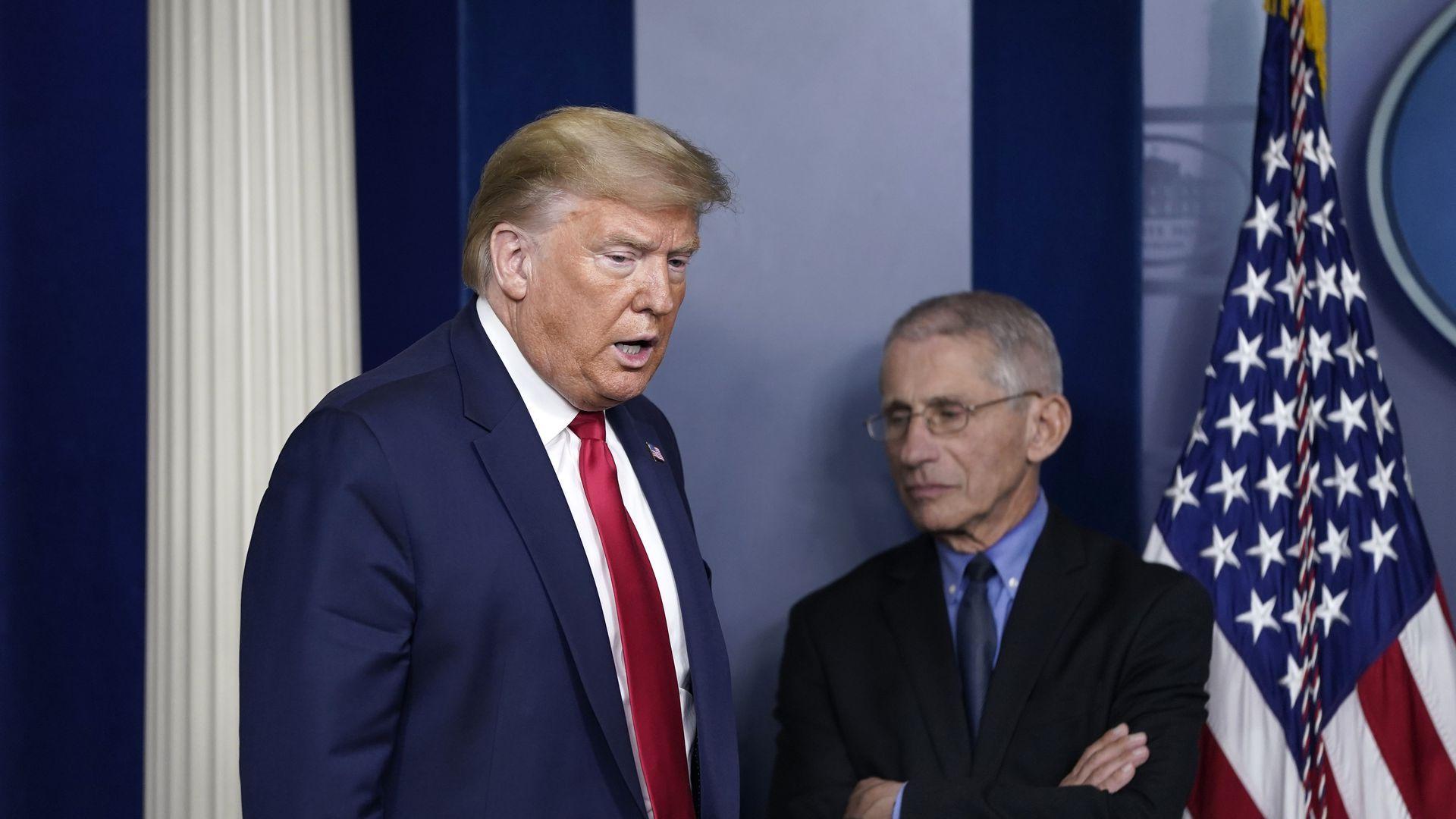 Trump announces 30-day extension of coronavirus guidelines