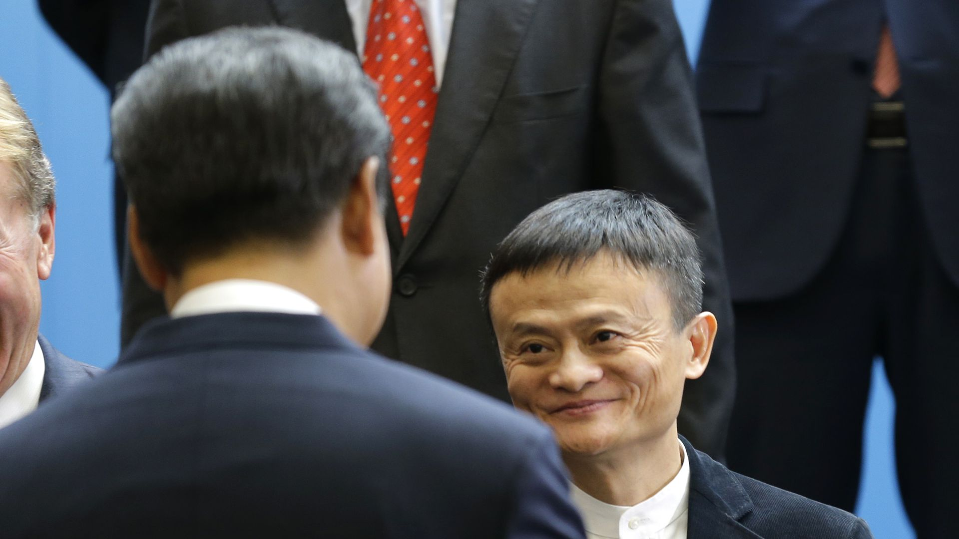 Alibaba S Jack Ma Identified As Member Of China S Communist Party