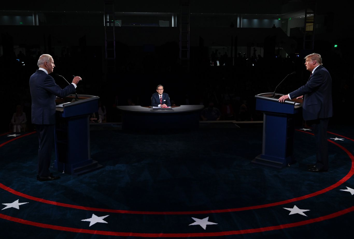 Trump says he doesn't remember being tested for COVID-19 before first debate thumbnail