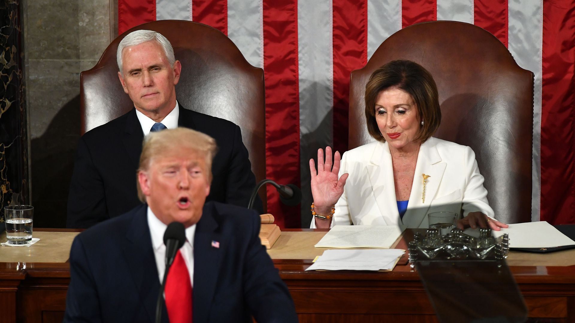 Trump State of the Union TV ratings tumble