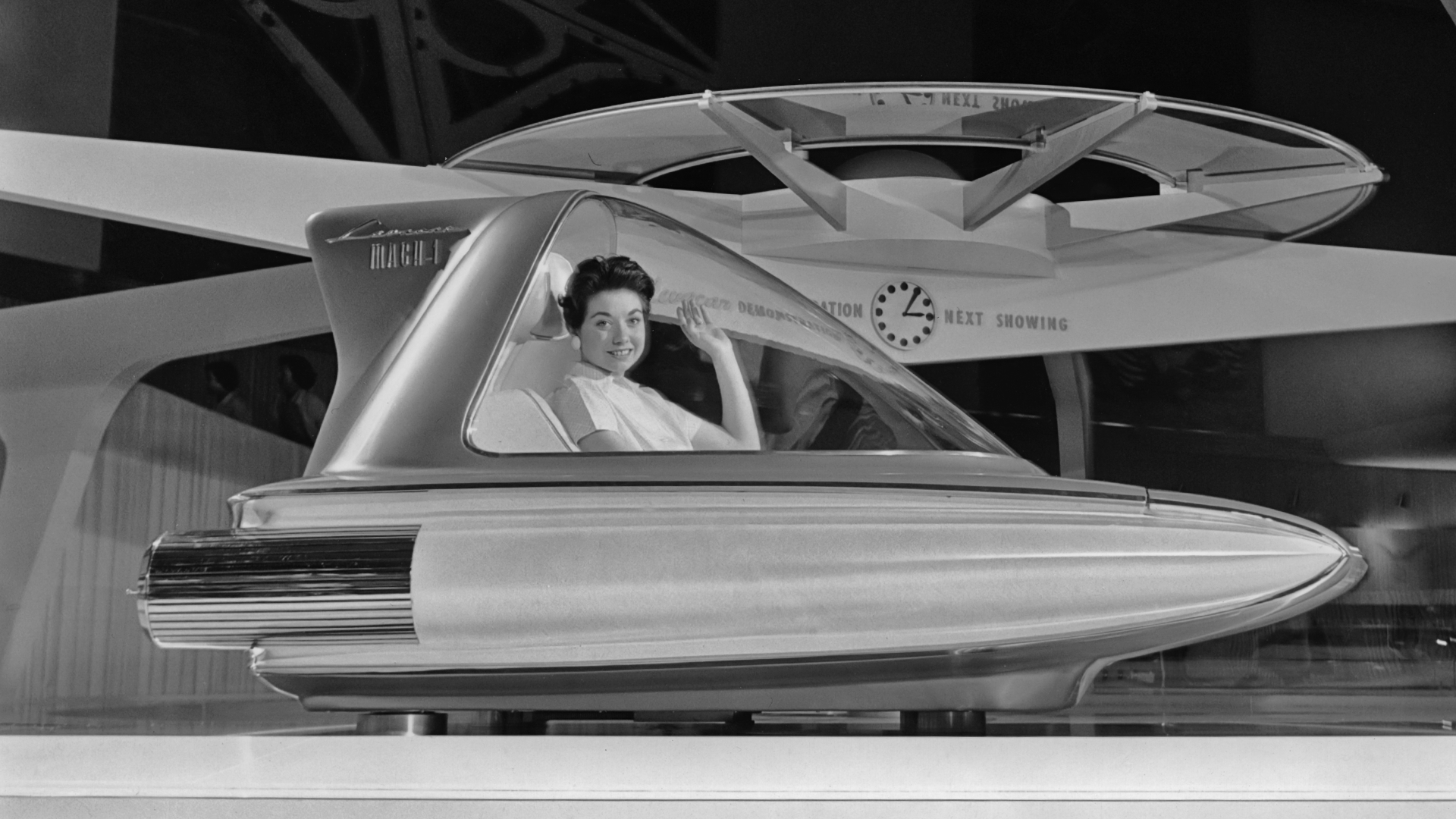 A sky full of driverless flying cars in just a decade