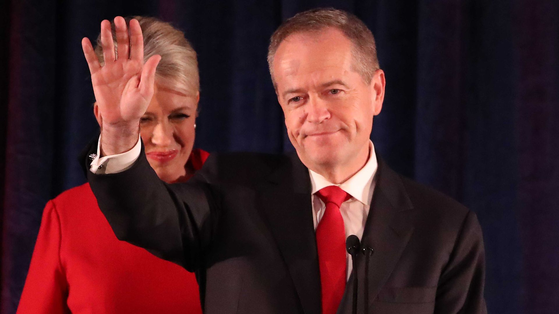 Leader of the Opposition and Leader of the Labor Party Bill Shorten