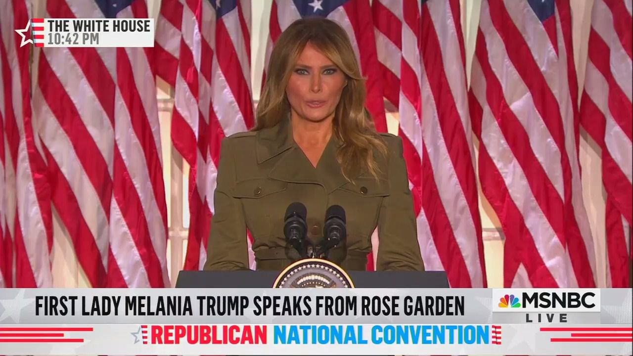 2020 Republican National Convention: Night 2 Recap - cover
