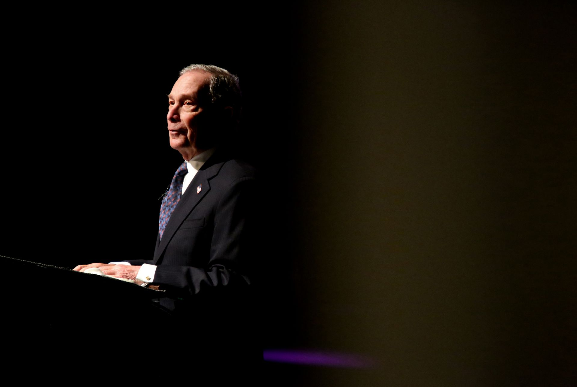 Michael Bloomberg on the issues, in under 500 words