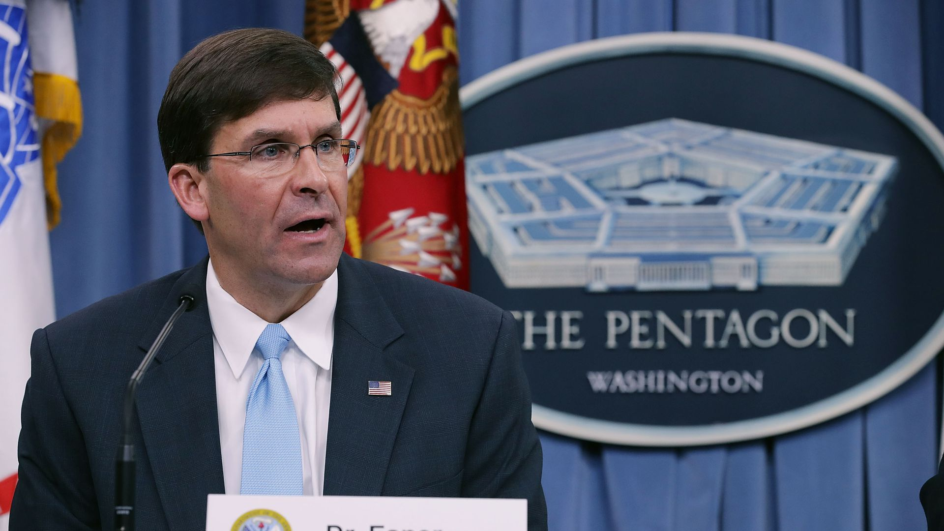 Mark Esper becomes first Senate-confirmed defense secretary in 204 days