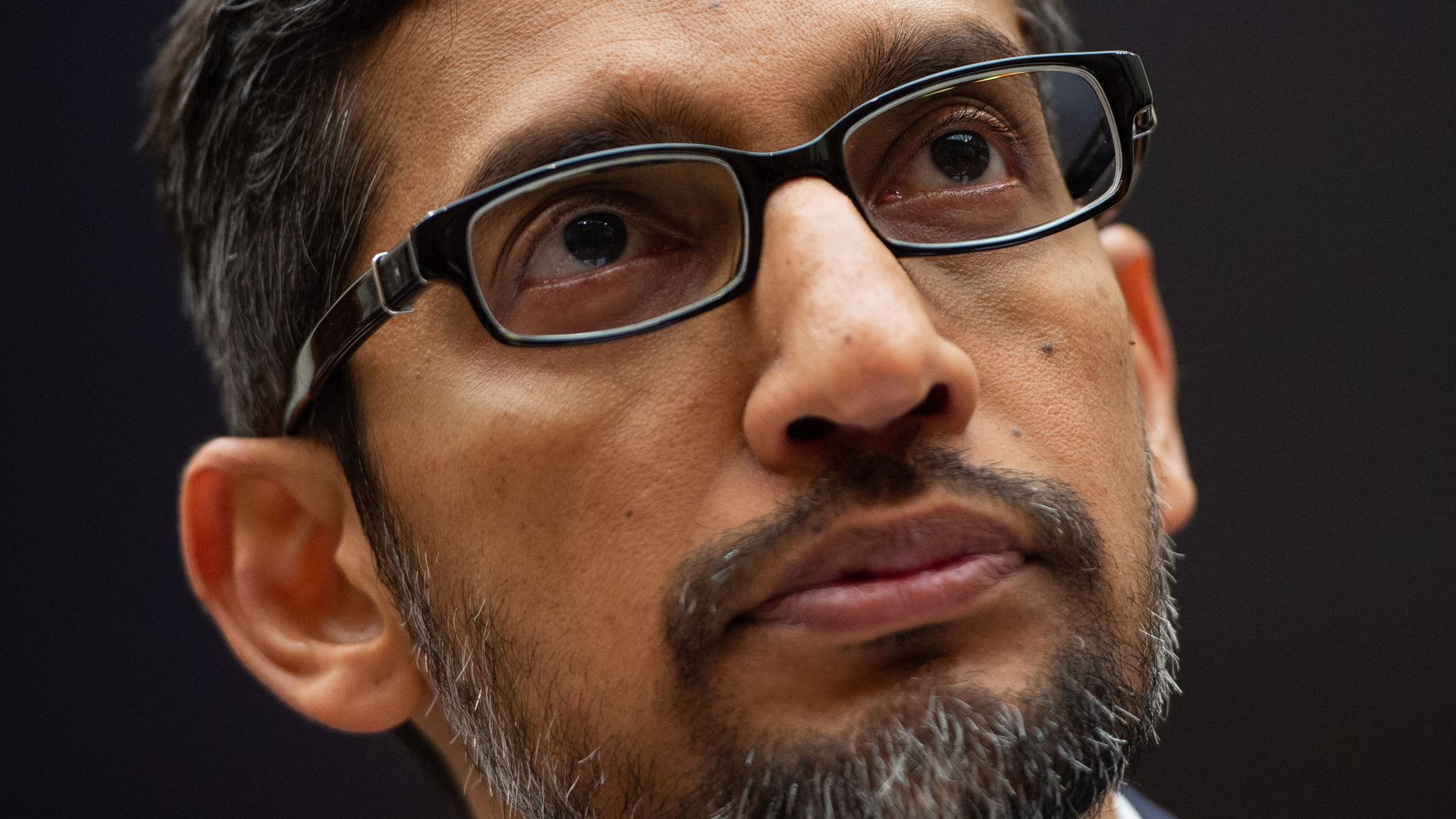 Google CEO Sundar Pichai at House Judiciary Committee hearing