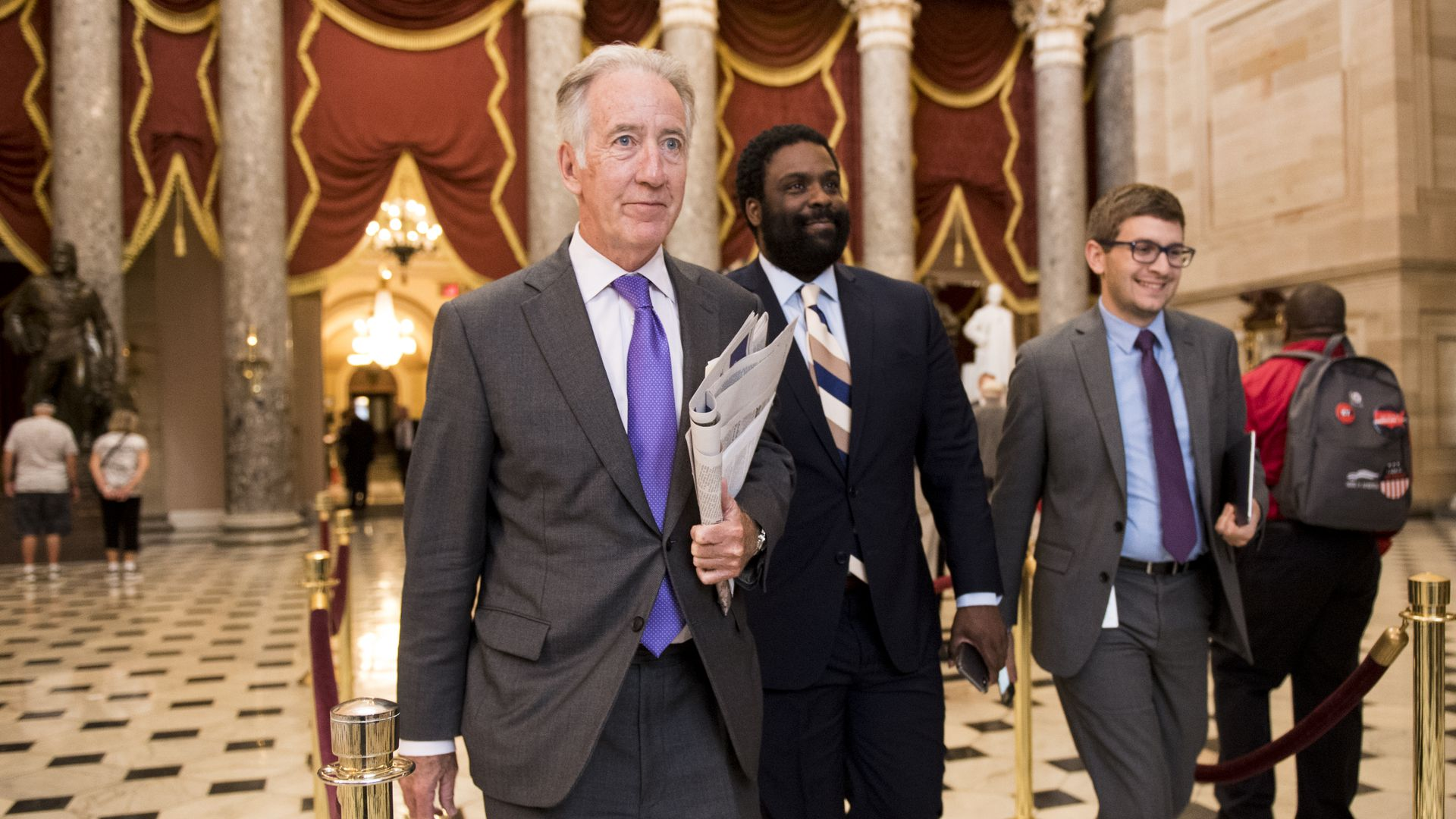 Ways and Means Committee Chairman Rep. Richard Neal (D-Mass.)