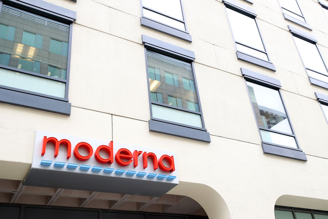 Moderna reveals it may not hold patent rights for coronavirus vaccine