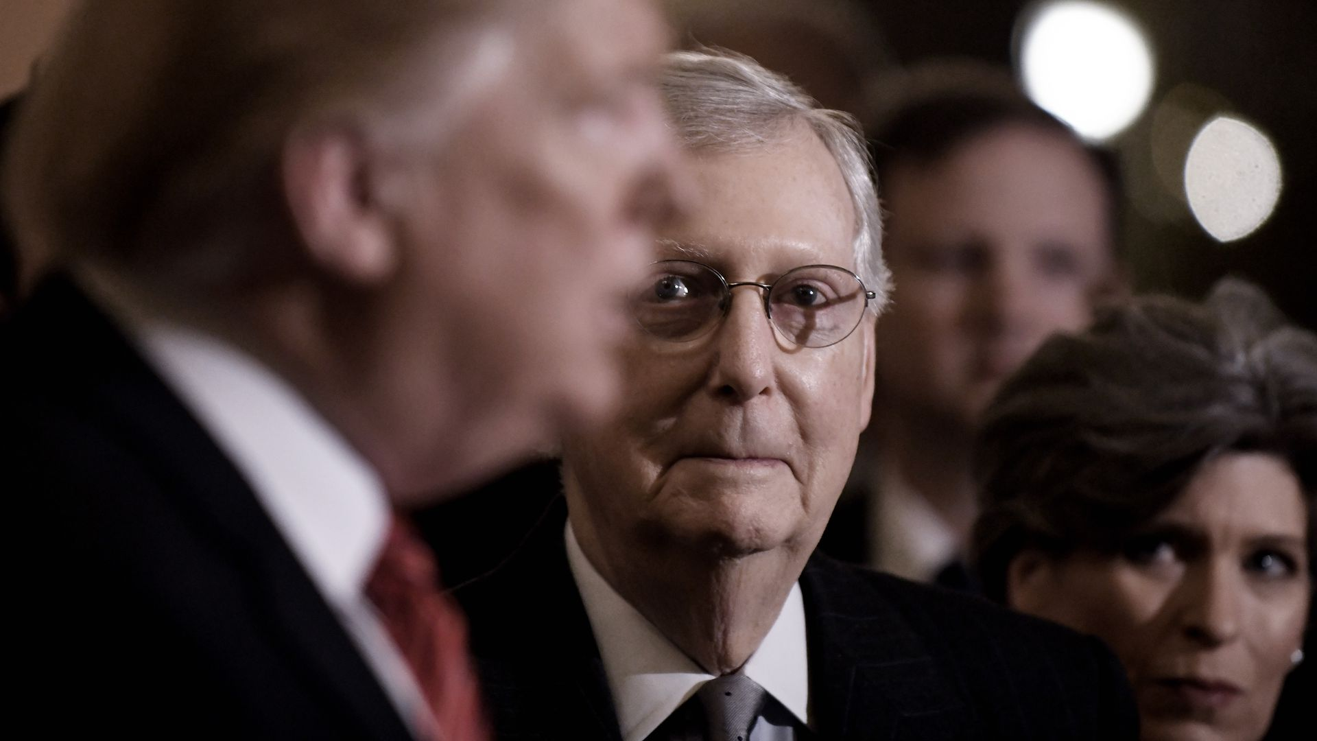 "McConnell says blocking Merrick Garland was ""the most consequential"" thing he's ever done"