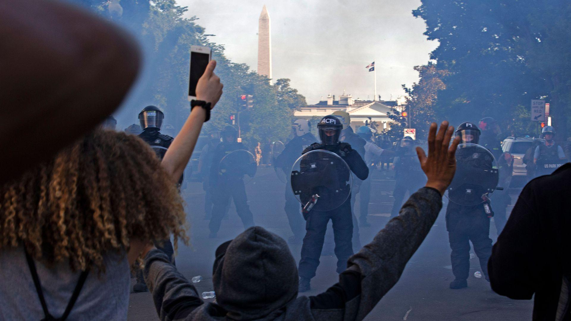 Updates: George Floyd protests nationwide