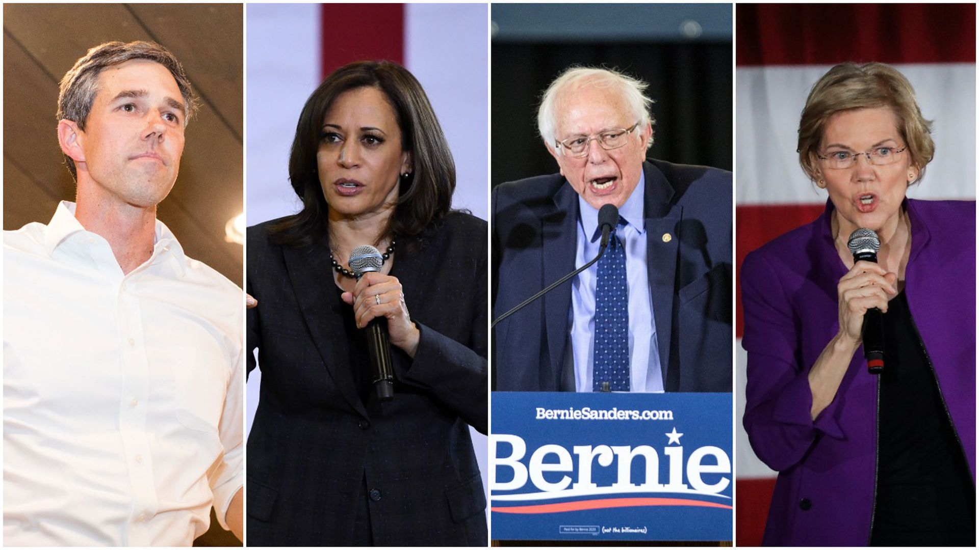 Medicare for All: Where the Democratic candidates stand