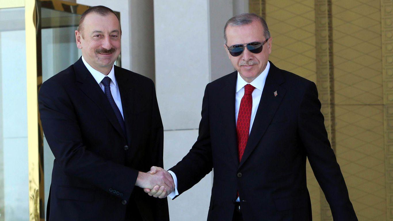 Azerbaijan seeks to mediate between Turkey and Israel