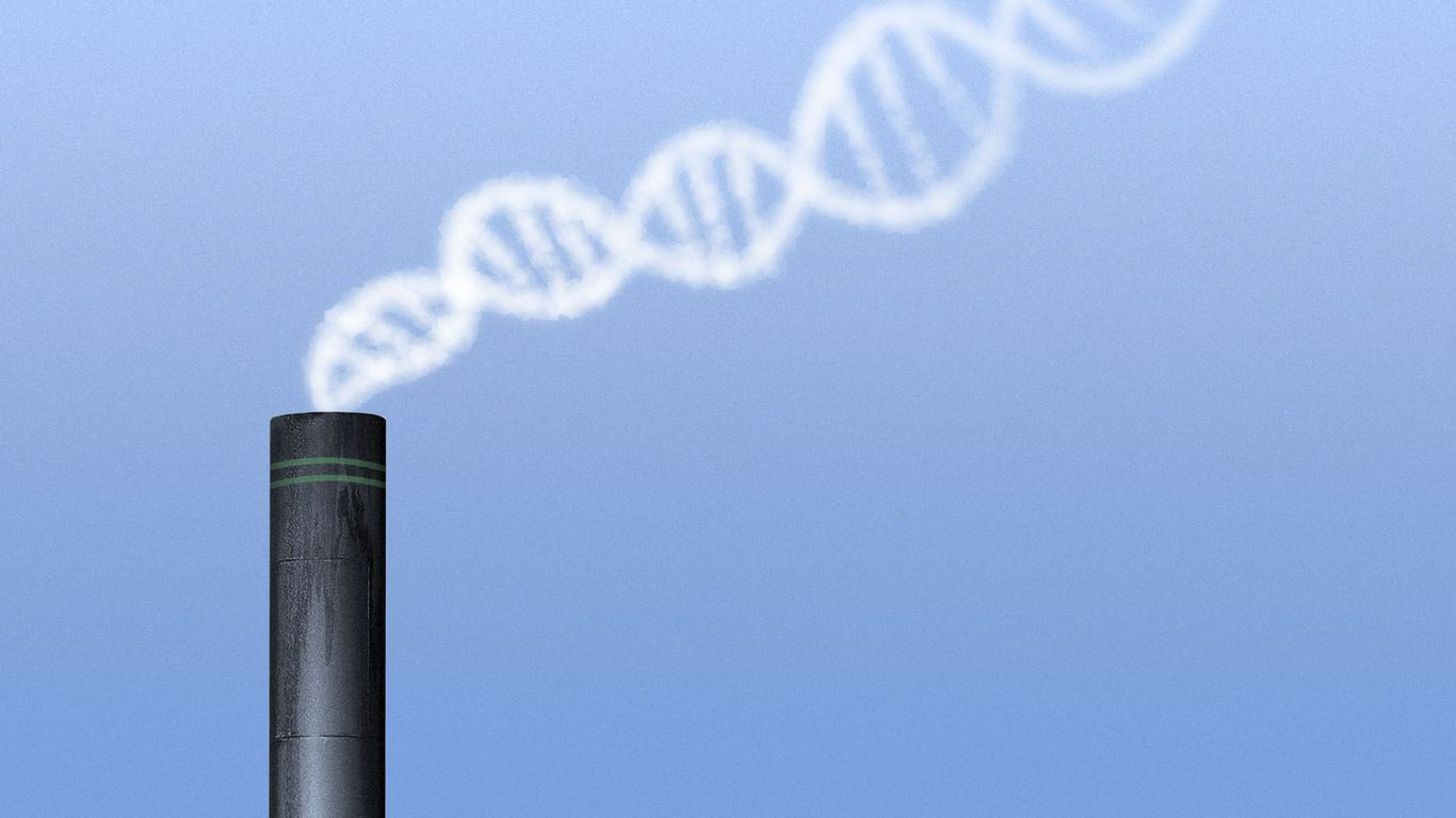 Biology is having its industrial revolution