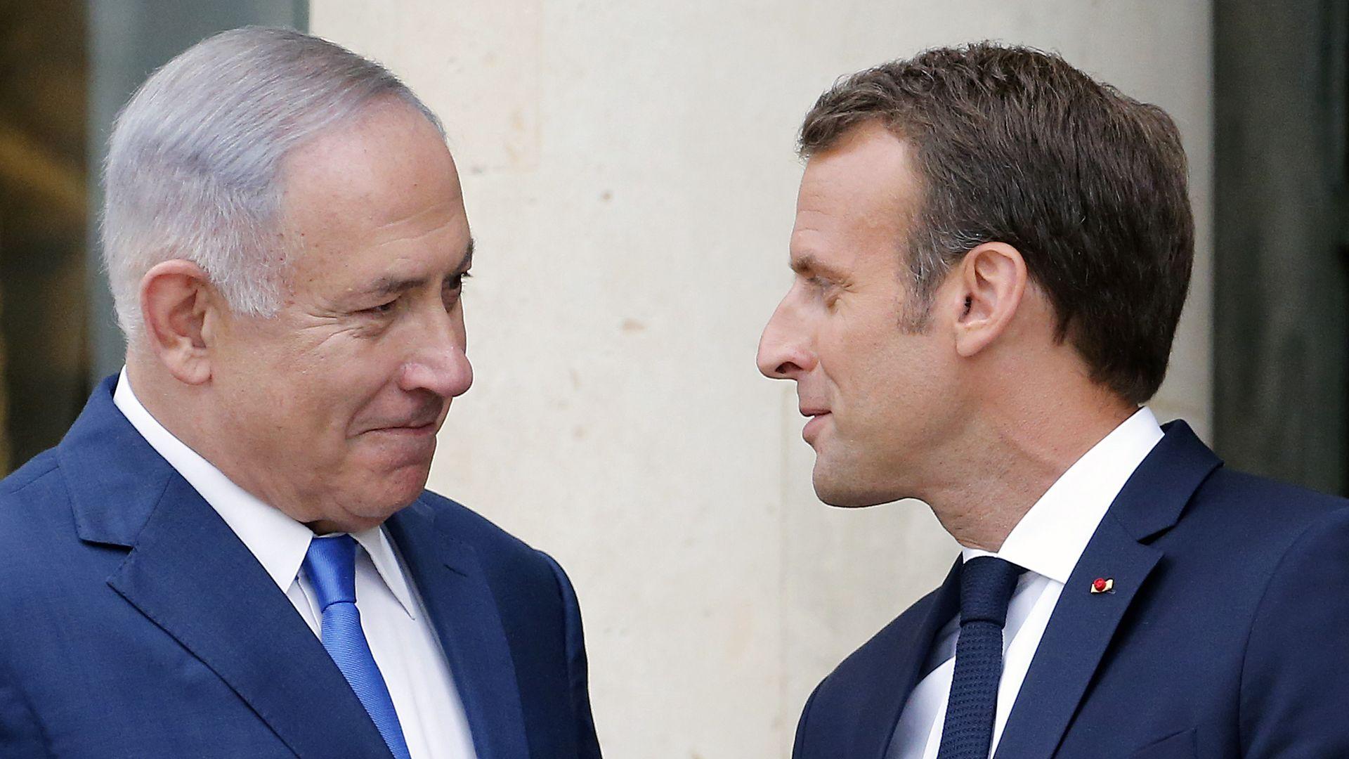 Israel - Axios