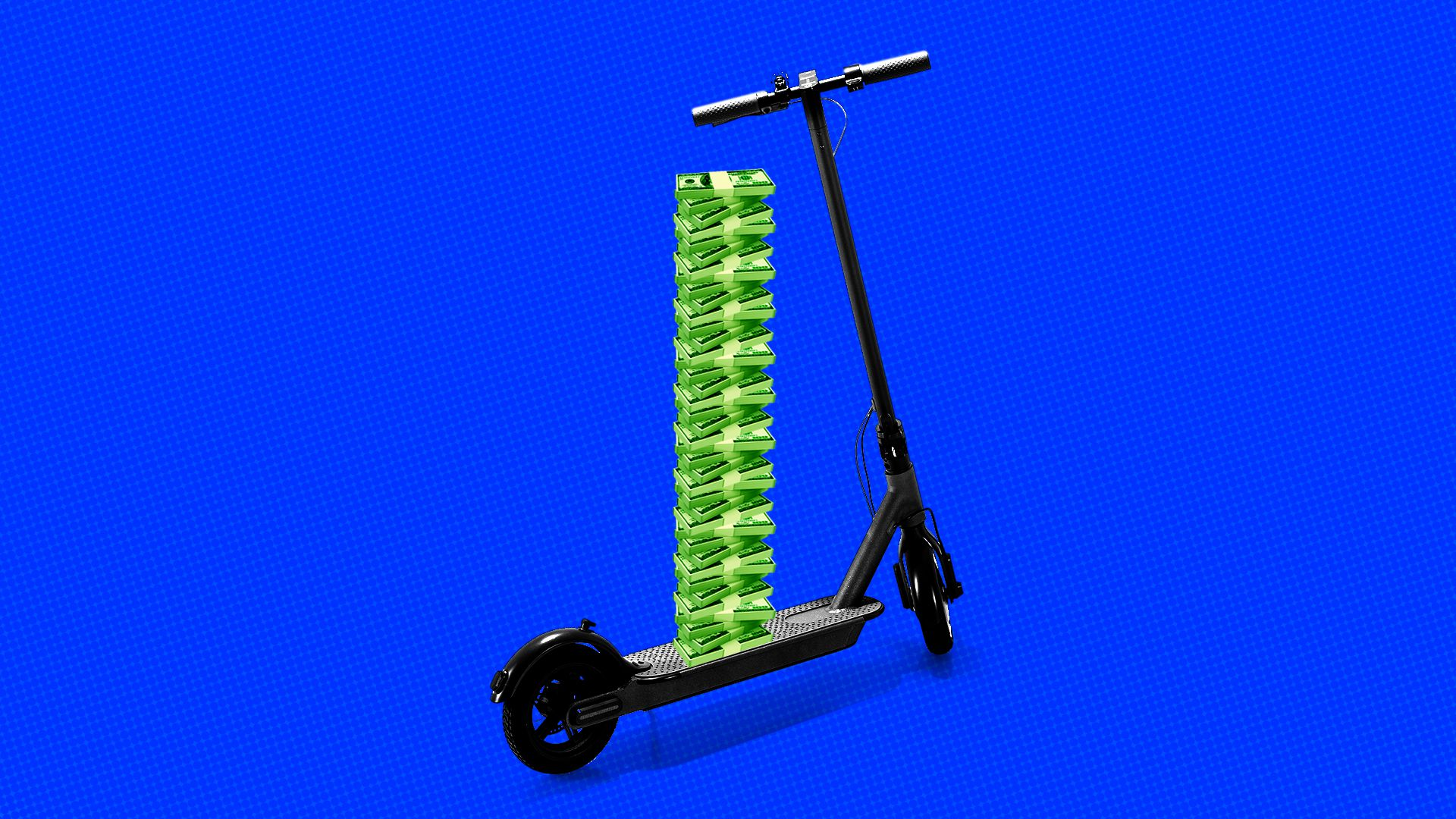 How scooter startup investors justify their unicorn