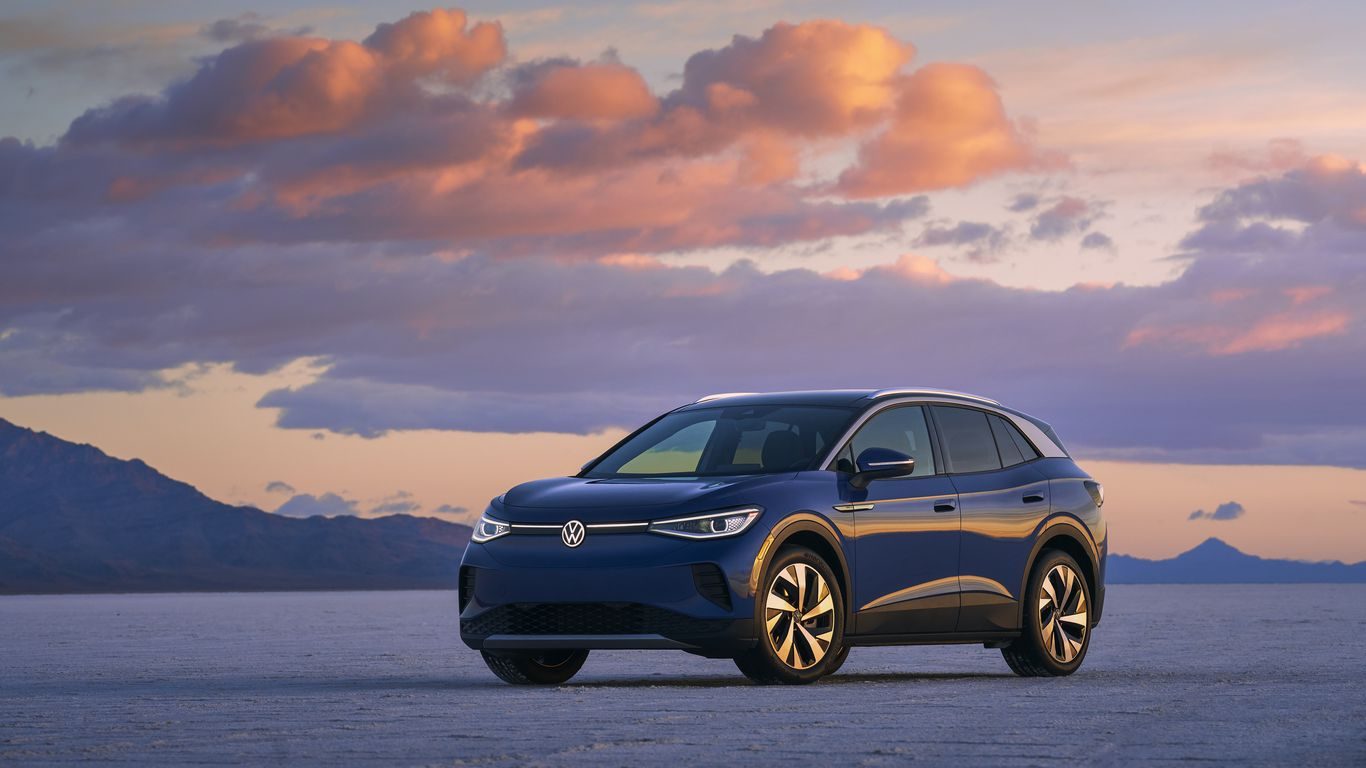 VW to plug electric car shift with new name: Voltswagen thumbnail