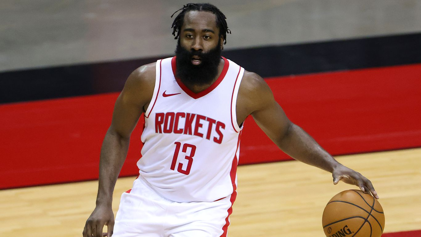 Rockets' James Harden fined and NBA game with Thunder postponed over coronavirus thumbnail