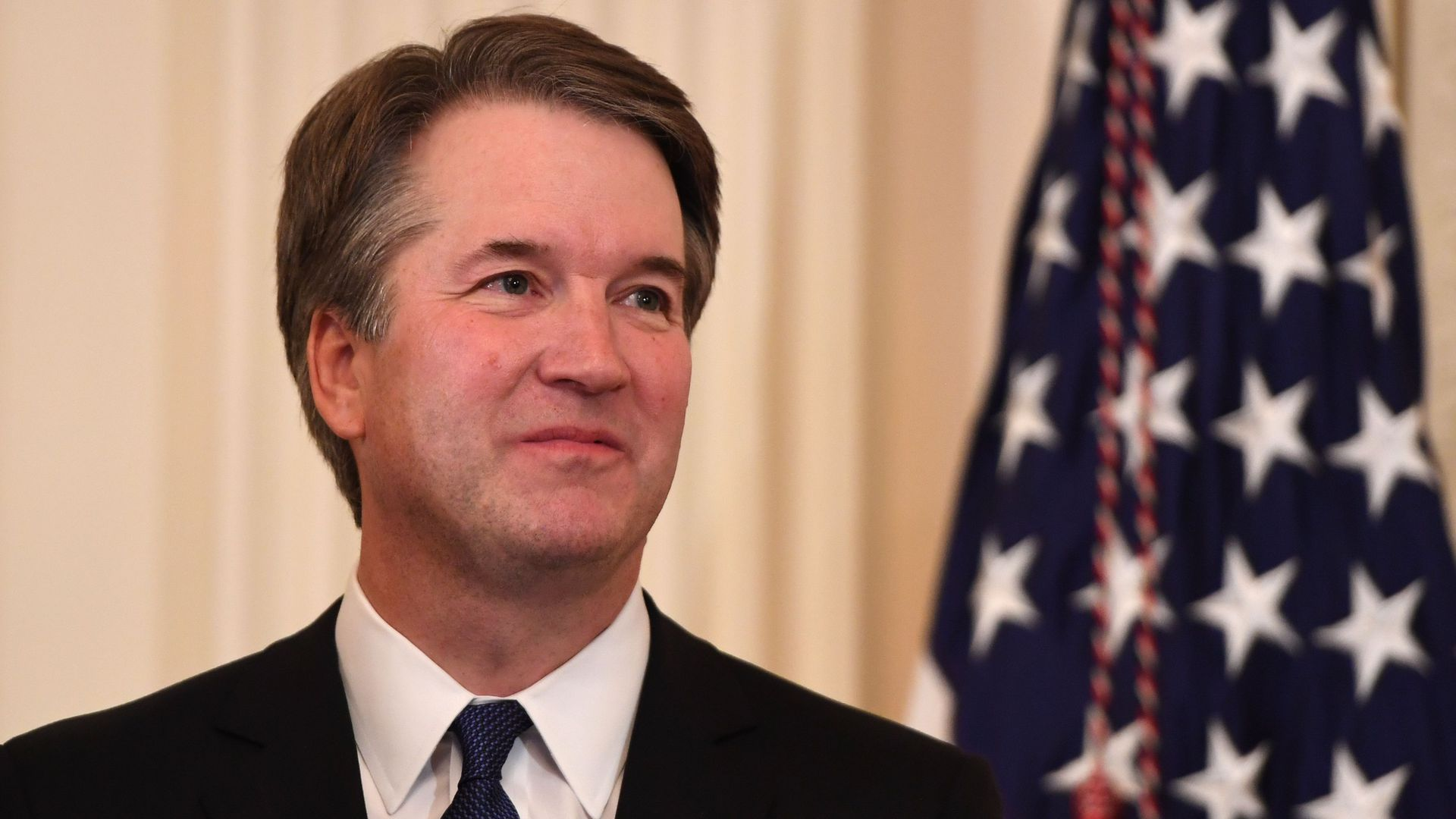 Judge Brett Kavanaugh, President Trump's nominee to the Supreme Court. Photo: Saul Loeb/AFP/Getty Images