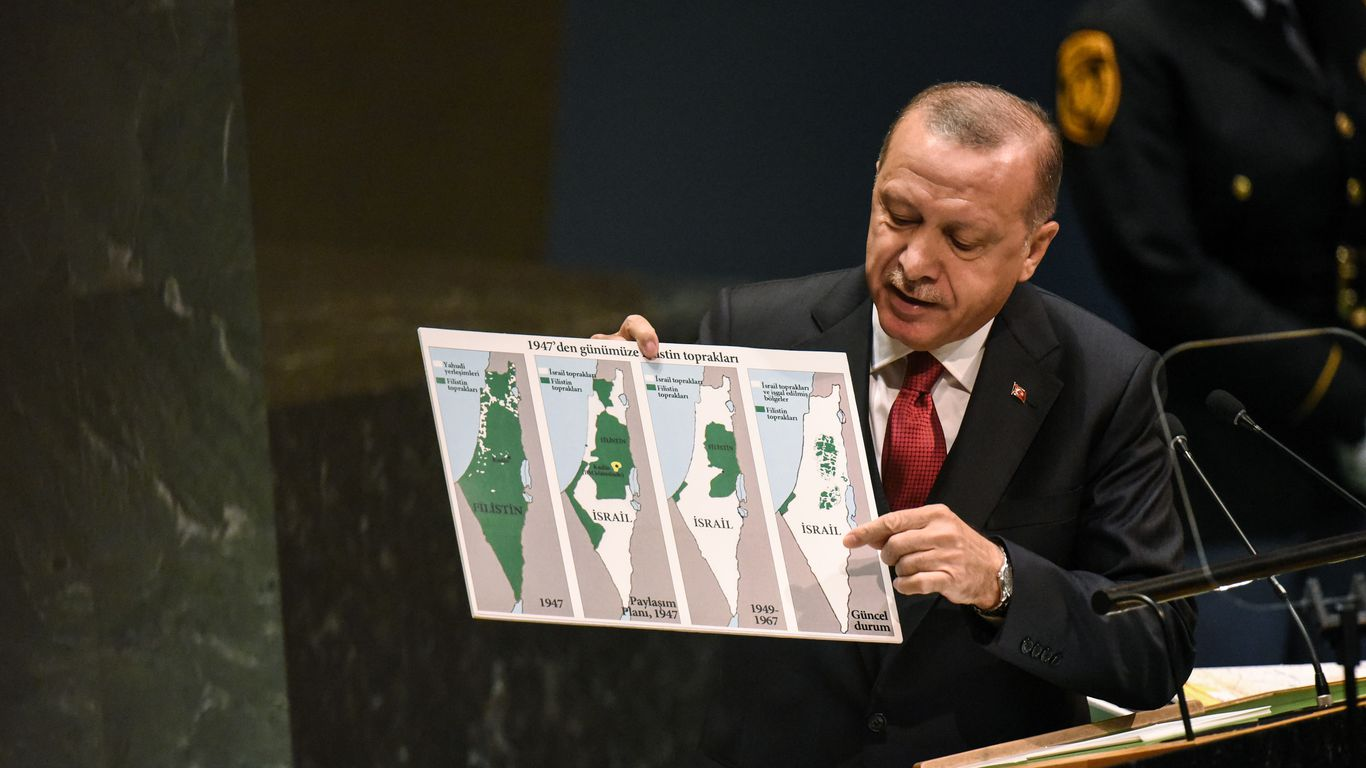 Israel to assess Turkish President Erdoğan's seriousness on normalizing relations thumbnail