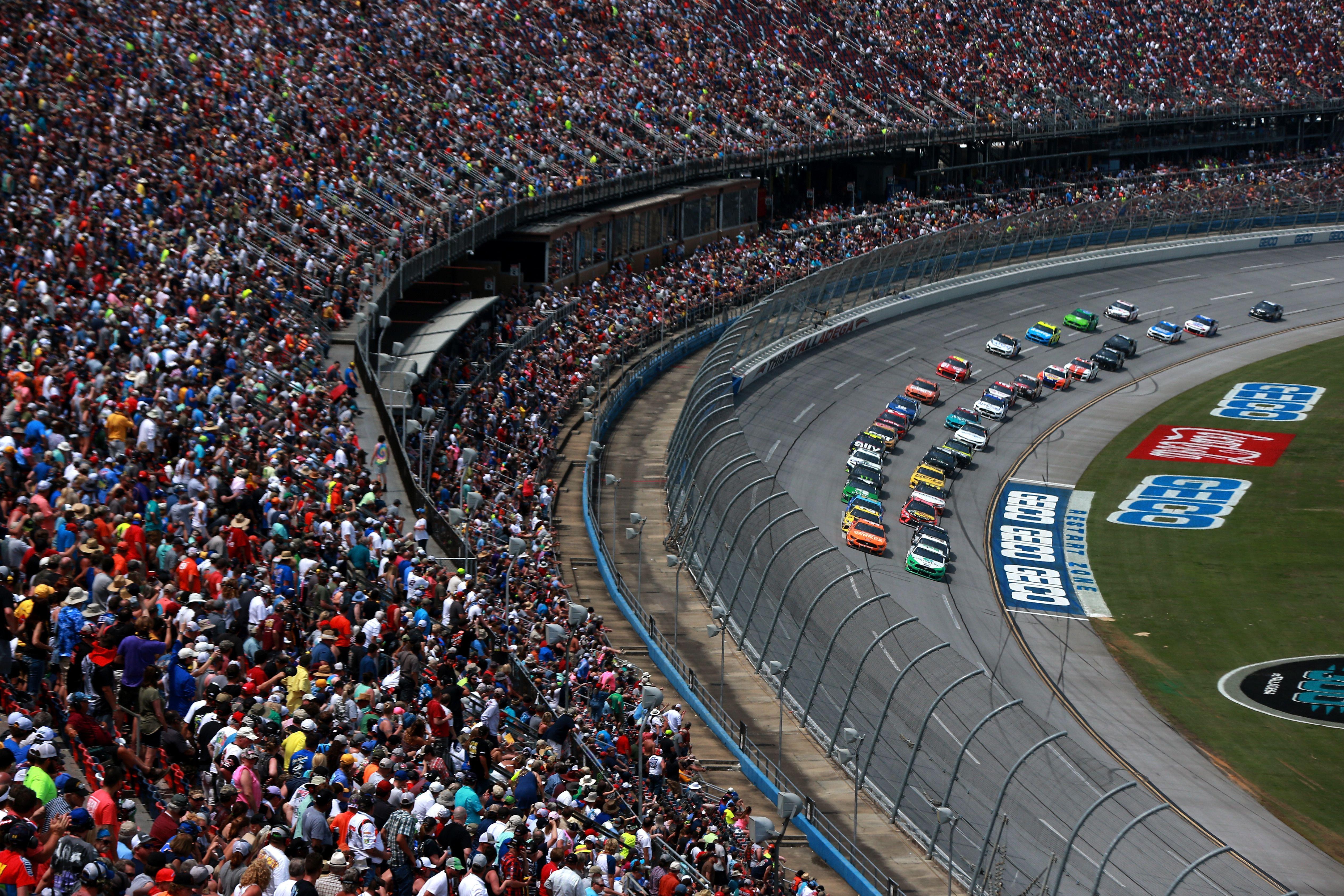 Talladega racetrack