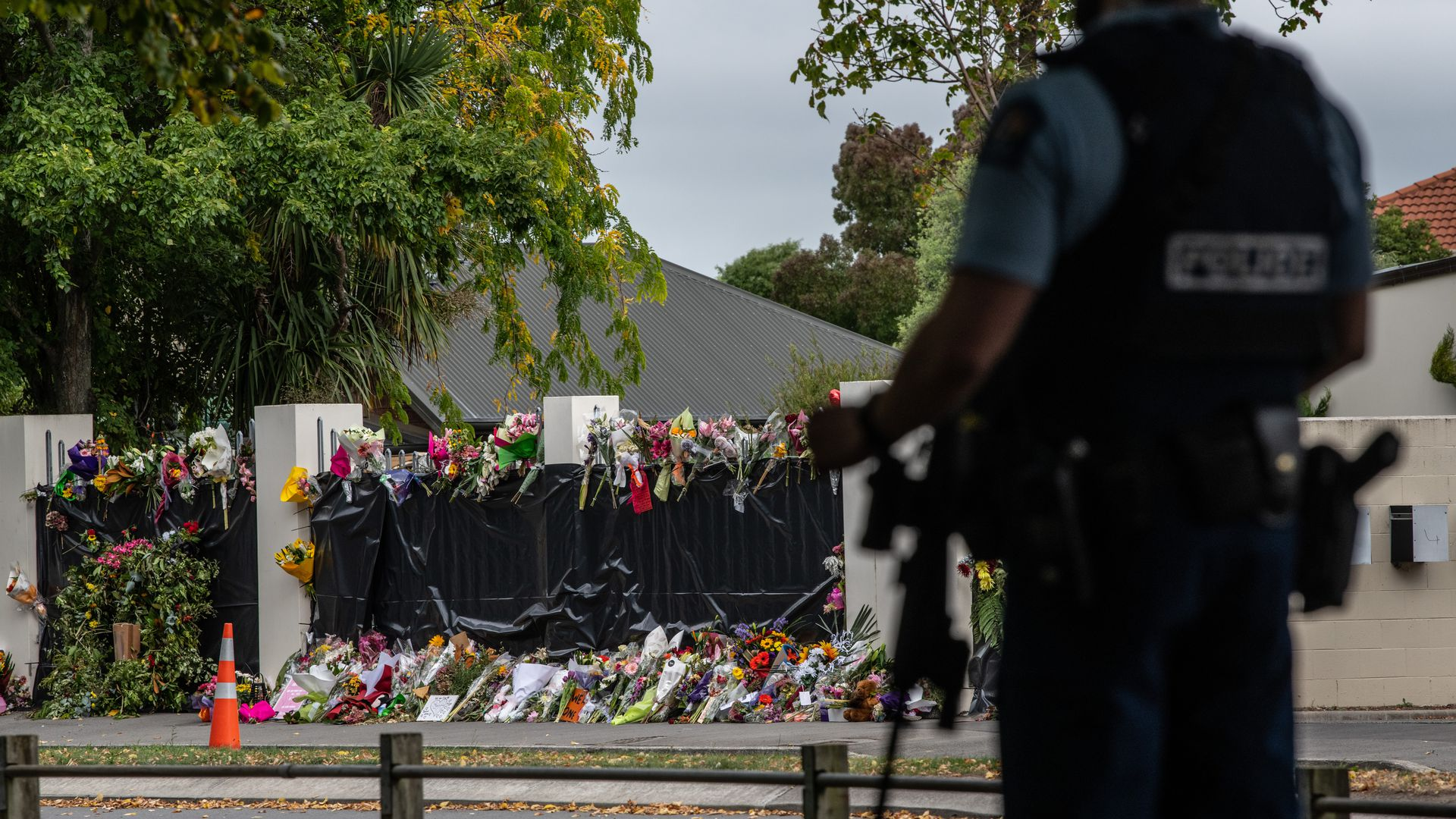 New Zealand Police mistakenly named someone who is alive as being a murder victim in the Christchurch attacks.