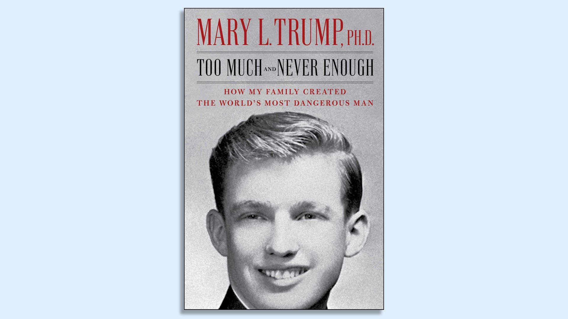 Mary Trump book: How she leaked Trump financials to NYT - Axios